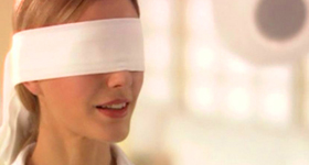 Russell Hobbs Thermocolour 'Blindfold' TV