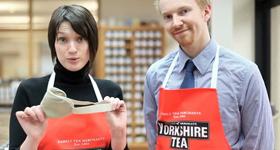 Yorkshire Tea Tasting Challenge vlog
