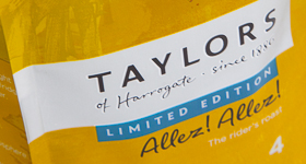 Taylors Coffee Naming Project
